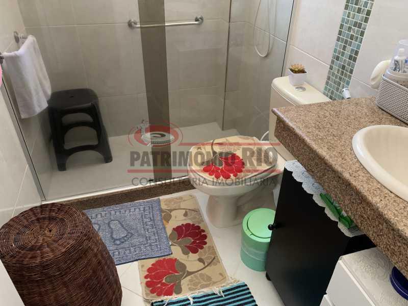 IMG_8724 - Apartamento 1quarto Vista Alegre - PAAP10472 - 20
