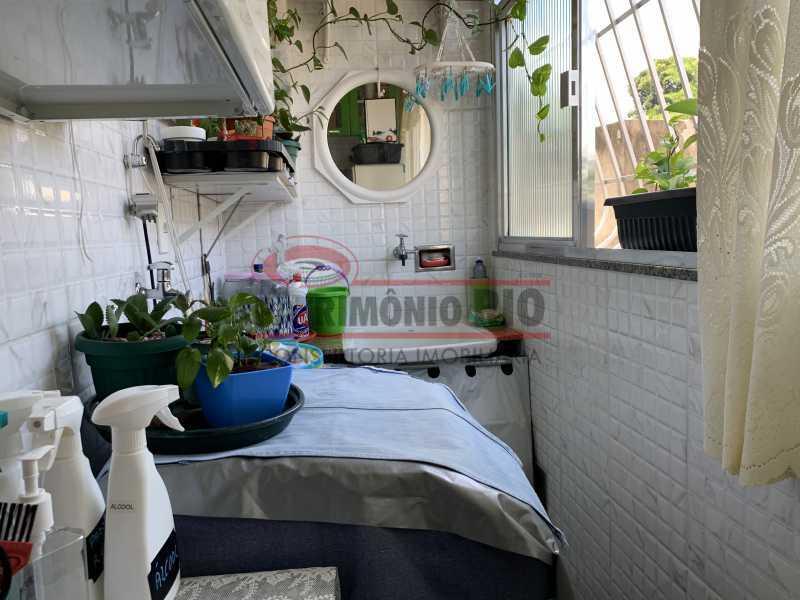 IMG_8735 - Apartamento 1quarto Vista Alegre - PAAP10472 - 27