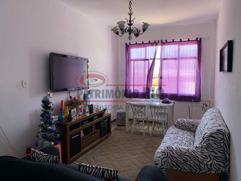 IMG_8737 - Apartamento 2quartos Vila Kosmos - PAAP24134 - 1