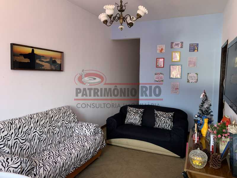 IMG_8739 - Apartamento 2quartos Vila Kosmos - PAAP24134 - 5