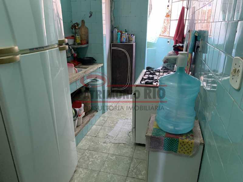IMG_8755 - Apartamento 2quartos Vila Kosmos - PAAP24134 - 21
