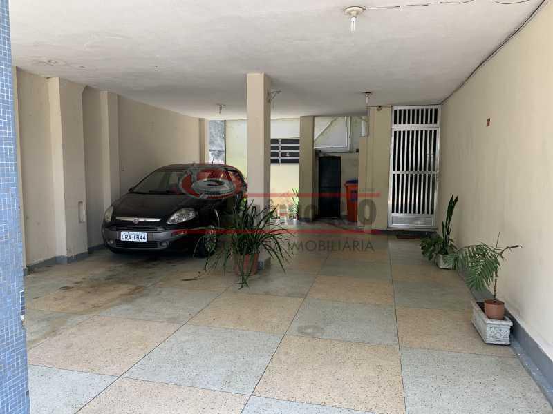 IMG_8761 - Apartamento 2quartos Vila Kosmos - PAAP24134 - 27