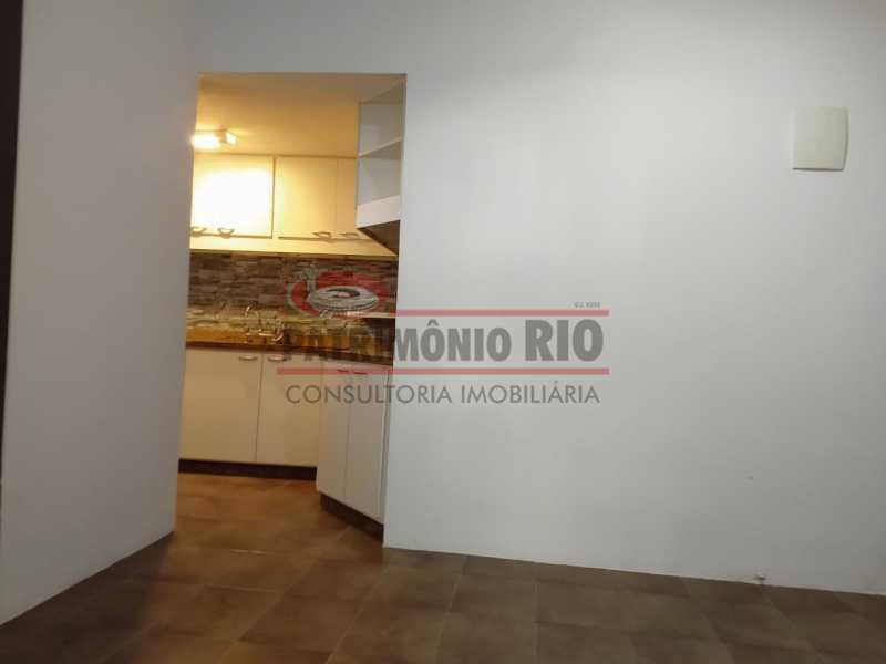 3 - Apartamento, Ramos, Térreo, área externa, 2quartos e financiando - PAAP24140 - 16