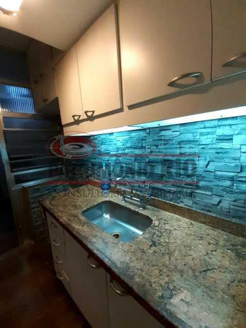 4 - Apartamento, Ramos, Térreo, área externa, 2quartos e financiando - PAAP24140 - 19