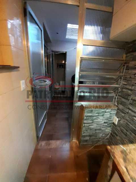 6 - Apartamento, Ramos, Térreo, área externa, 2quartos e financiando - PAAP24140 - 20