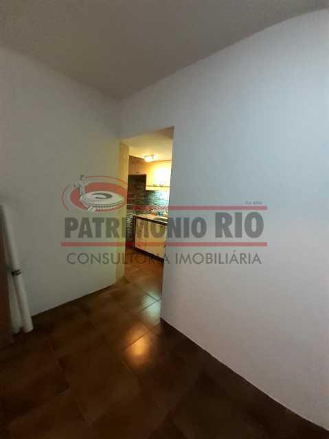 7 - Apartamento, Ramos, Térreo, área externa, 2quartos e financiando - PAAP24140 - 23