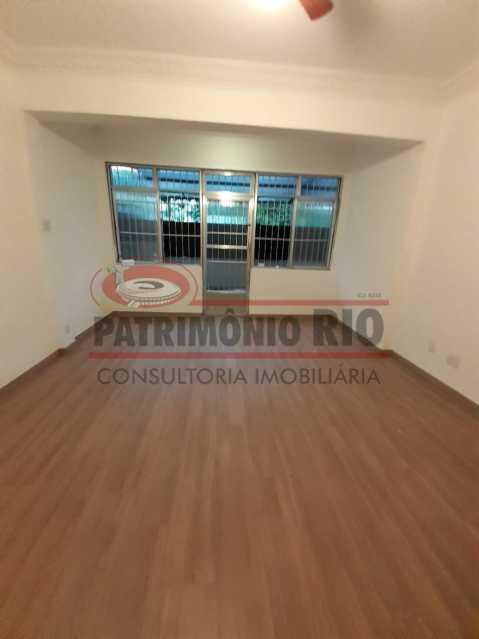 8 - Apartamento, Ramos, Térreo, área externa, 2quartos e financiando - PAAP24140 - 6