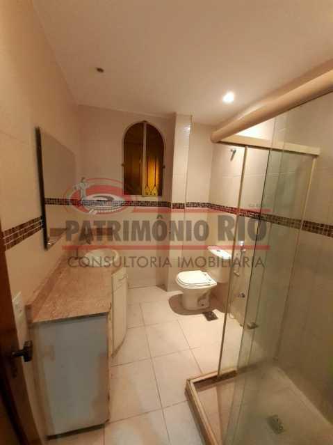 9 - Apartamento, Ramos, Térreo, área externa, 2quartos e financiando - PAAP24140 - 9