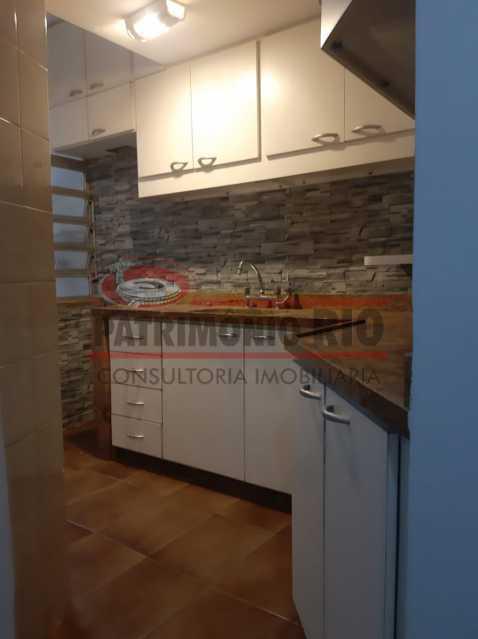 13 - Apartamento, Ramos, Térreo, área externa, 2quartos e financiando - PAAP24140 - 17