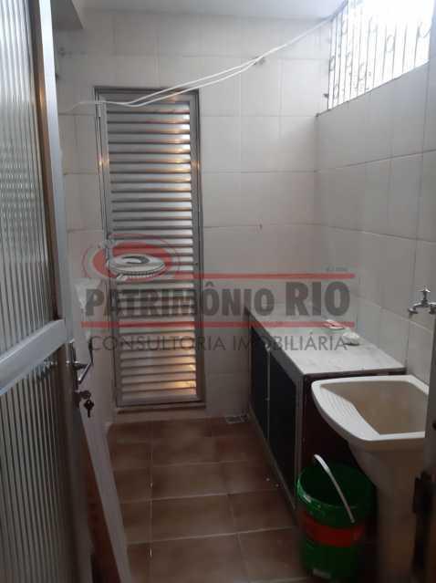 14 - Apartamento, Ramos, Térreo, área externa, 2quartos e financiando - PAAP24140 - 26