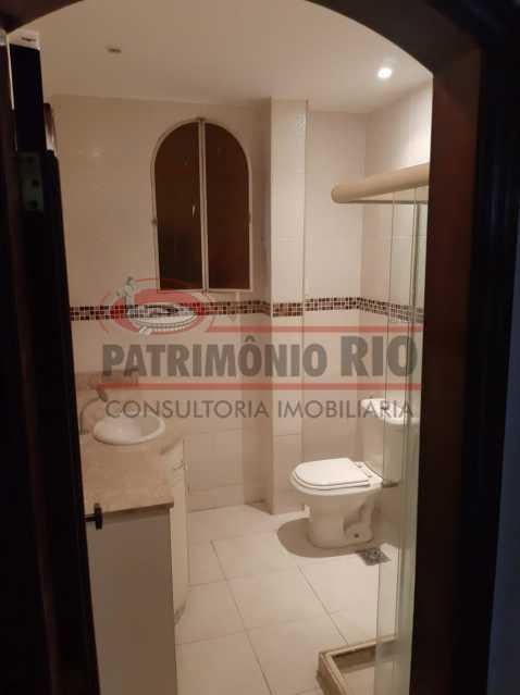 16 - Apartamento, Ramos, Térreo, área externa, 2quartos e financiando - PAAP24140 - 24