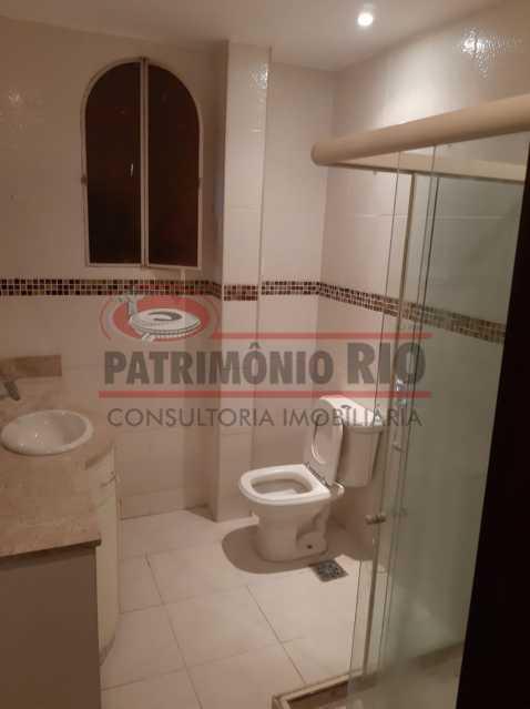 21 - Apartamento, Ramos, Térreo, área externa, 2quartos e financiando - PAAP24140 - 25