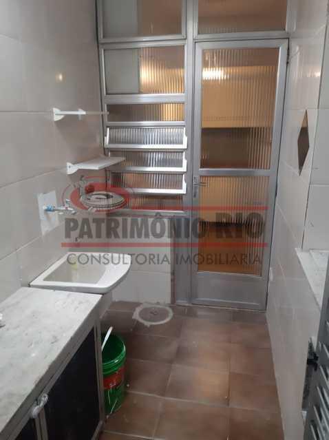 22 - Apartamento, Ramos, Térreo, área externa, 2quartos e financiando - PAAP24140 - 21