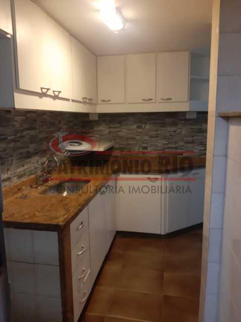 23 - Apartamento, Ramos, Térreo, área externa, 2quartos e financiando - PAAP24140 - 18