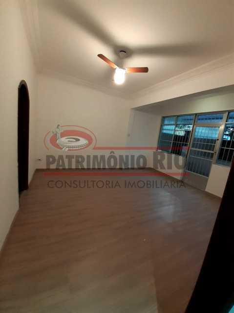 24 - Apartamento, Ramos, Térreo, área externa, 2quartos e financiando - PAAP24140 - 5