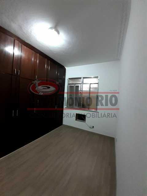 25 - Apartamento, Ramos, Térreo, área externa, 2quartos e financiando - PAAP24140 - 11