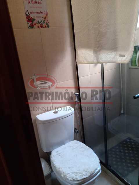 RCD 18 - Casa de Condomínio em Cordovil de 2quartos - PACN20133 - 19
