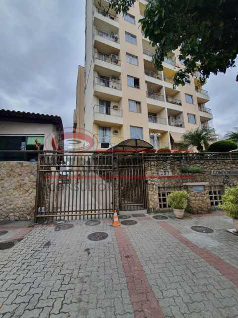 1. - Excelente apartamento de 2qtos na Intendente Magalhães - PAAP24142 - 1