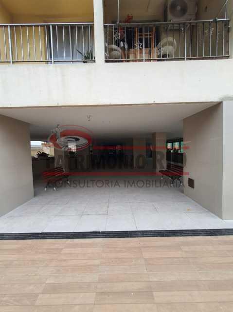 22. - Excelente apartamento de 2qtos na Intendente Magalhães - PAAP24142 - 23