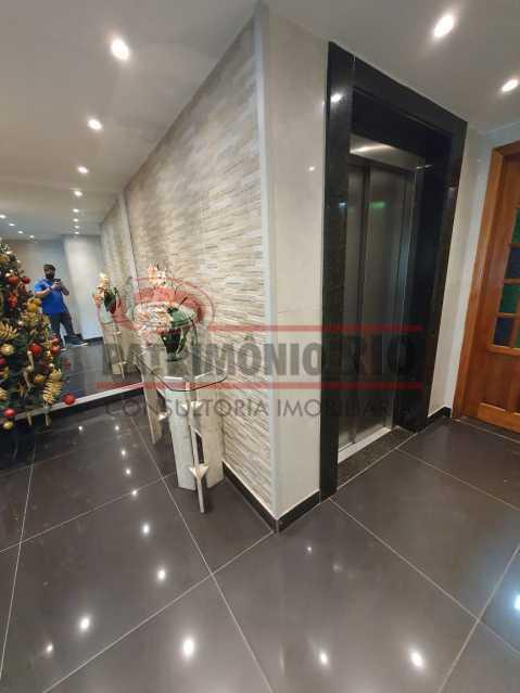 23. - Excelente apartamento de 2qtos na Intendente Magalhães - PAAP24142 - 24