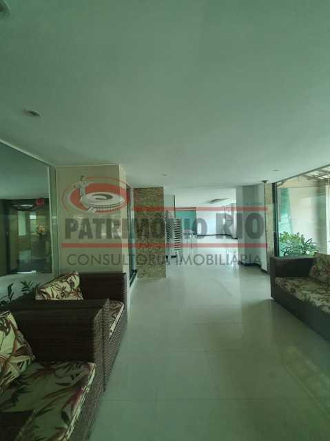 24. - Excelente apartamento de 2qtos na Intendente Magalhães - PAAP24142 - 25