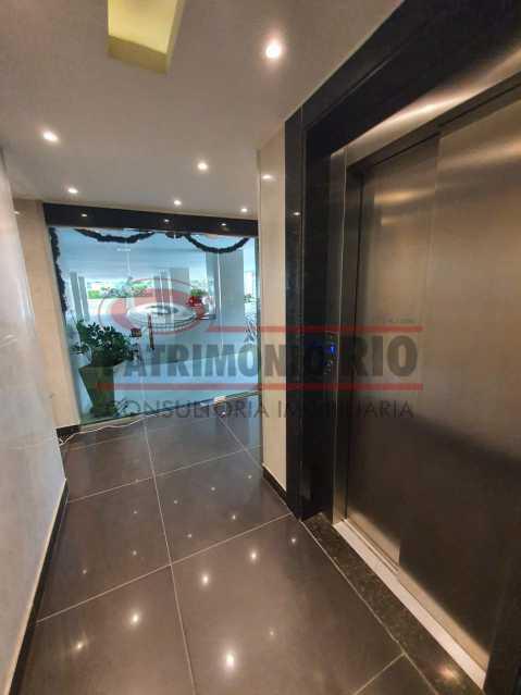 25. - Excelente apartamento de 2qtos na Intendente Magalhães - PAAP24142 - 26