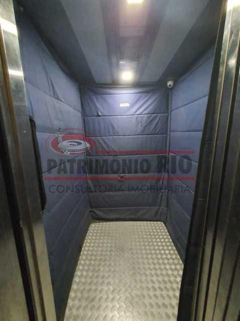 29. - Excelente apartamento de 2qtos na Intendente Magalhães - PAAP24142 - 30