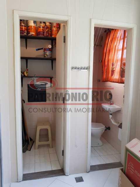 WhatsApp Image 2021-01-08 at 1 - Magnifico Apartamento Vila Valqueire - PAAP40038 - 28