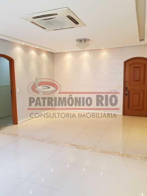 WhatsApp Image 2021-01-08 at 1 - Magnifico Apartamento Vila Valqueire - PAAP40038 - 1