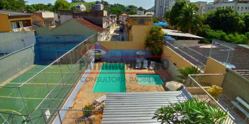 22 - Apartamento, Pça Seca, 2quartos, varanda, 1vaga e financiada - PAAP24150 - 15