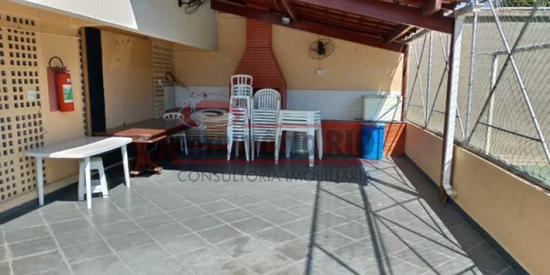 23 - Apartamento, Pça Seca, 2quartos, varanda, 1vaga e financiada - PAAP24150 - 16