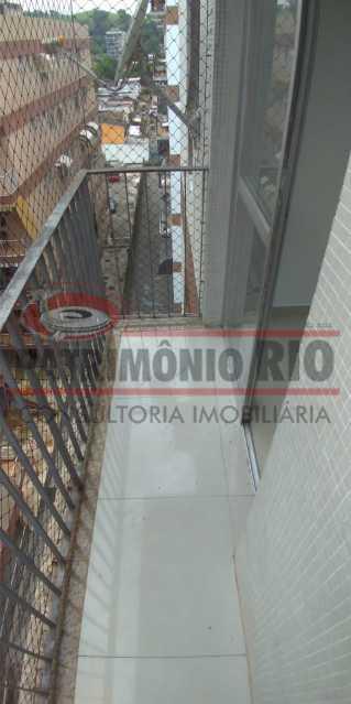WhatsApp Image 2021-01-04 at 1 - Apartamento, Pça Seca, 2quartos, varanda, 1vaga e financiada - PAAP24150 - 3