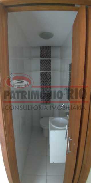 WhatsApp Image 2021-01-04 at 1 - Apartamento, Pça Seca, 2quartos, varanda, 1vaga e financiada - PAAP24150 - 14