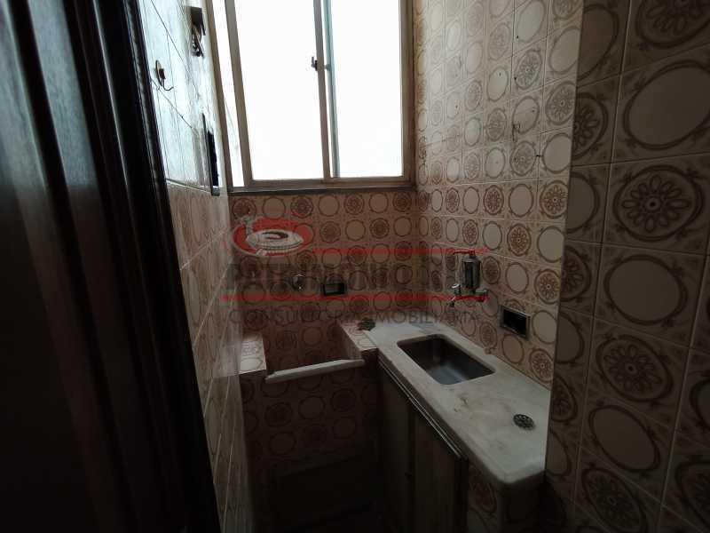 IMG_20210108_114650 - Excelente Apartamento vazio, próximo Rua Coração Maria - PAAP10478 - 17
