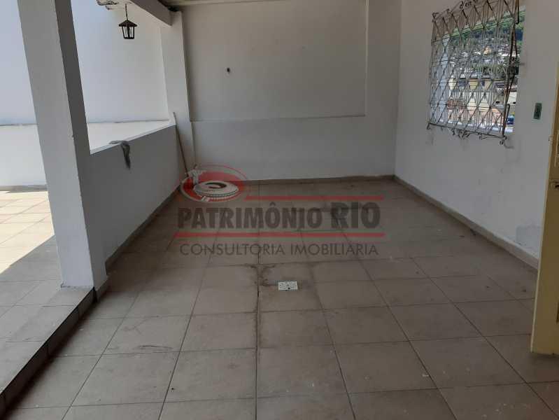 20201219_114449 - Ótimo Apartamento Tipo Casa próximo Largo de Vaz Lobo - PAAP24161 - 20