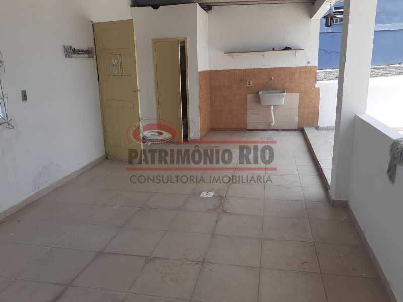 20201219_114458 - Ótimo Apartamento Tipo Casa próximo Largo de Vaz Lobo - PAAP24161 - 21