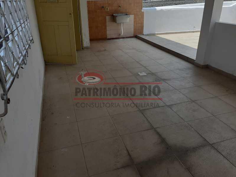 20201219_114507 - Ótimo Apartamento Tipo Casa próximo Largo de Vaz Lobo - PAAP24161 - 22