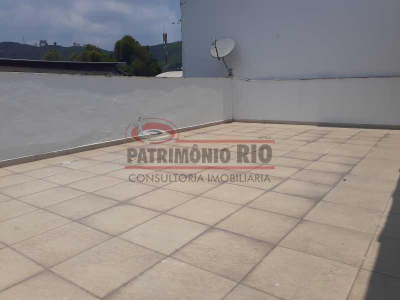 20201219_114529 - Ótimo Apartamento Tipo Casa próximo Largo de Vaz Lobo - PAAP24161 - 24