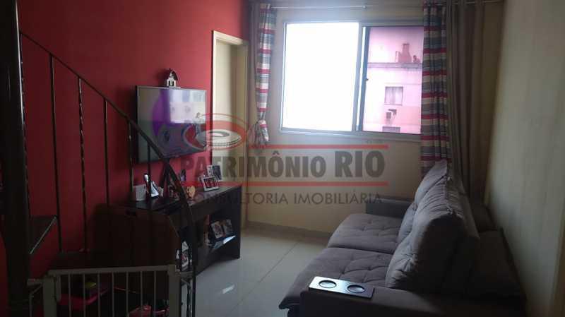 WhatsApp Image 2021-01-13 at 0 - Excelente Cobertura 3quartos - Jardim América - PACO30086 - 1