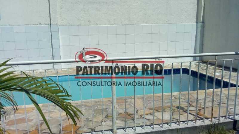 piscina 3 - Excelente Cobertura 3quartos - Jardim América - PACO30086 - 21