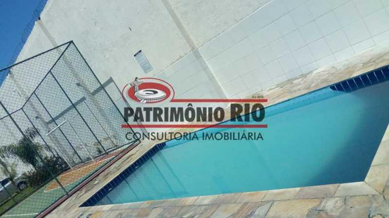 piscina - Excelente Cobertura 3quartos - Jardim América - PACO30086 - 22
