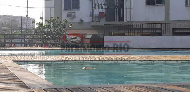 1 - Ótimo Apartamento 2quartos (suíte) vazio São Francisco Xavier Aceitando Financiamento - PAAP24164 - 23