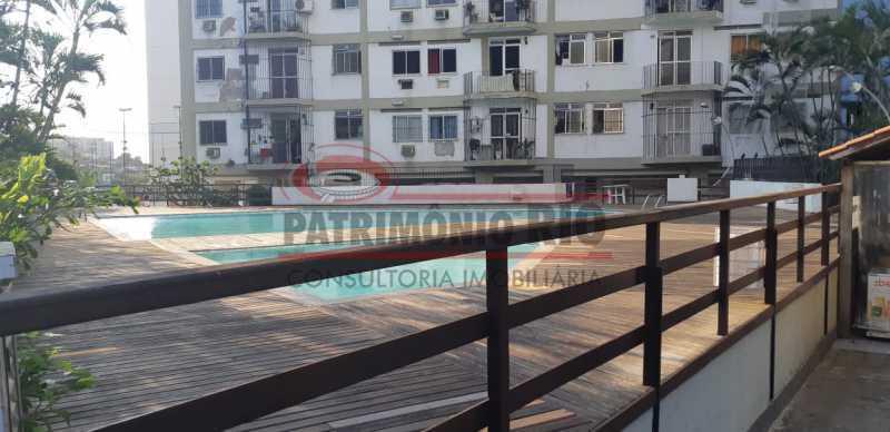 2 - Ótimo Apartamento 2quartos (suíte) vazio São Francisco Xavier Aceitando Financiamento - PAAP24164 - 1