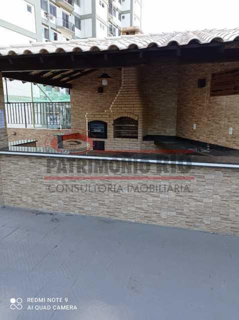 20 - Ótimo Apartamento 2quartos (suíte) vazio São Francisco Xavier Aceitando Financiamento - PAAP24164 - 20