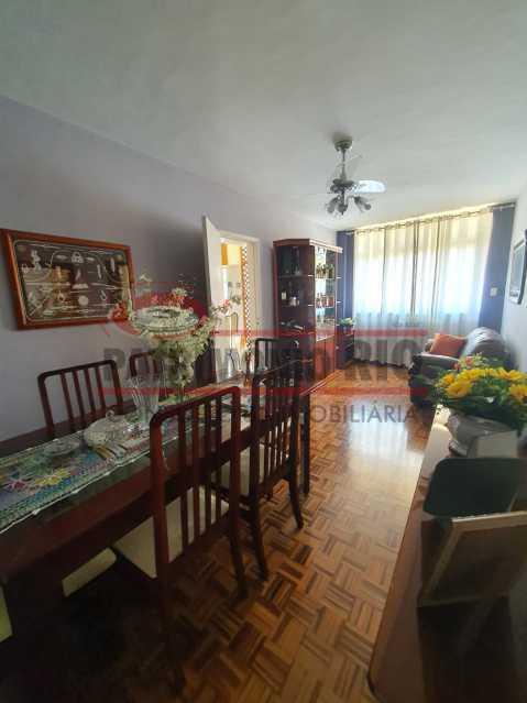 1. - Excelente Apartamento no Méier com 2quartos, 2banheiros, elevador, portaria 24hs e vaga - PAAP24169 - 3