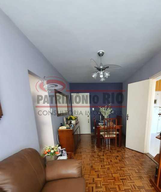 3. - Excelente Apartamento no Méier com 2quartos, 2banheiros, elevador, portaria 24hs e vaga - PAAP24169 - 5