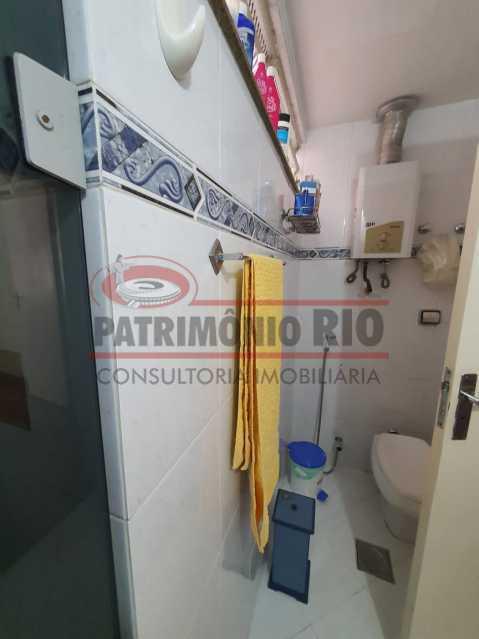 14. - Excelente Apartamento no Méier com 2quartos, 2banheiros, elevador, portaria 24hs e vaga - PAAP24169 - 16