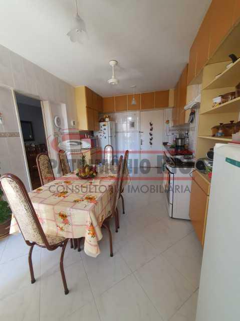 17. - Excelente Apartamento no Méier com 2quartos, 2banheiros, elevador, portaria 24hs e vaga - PAAP24169 - 19