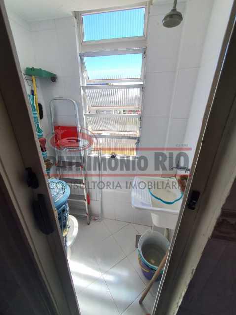 20. - Excelente Apartamento no Méier com 2quartos, 2banheiros, elevador, portaria 24hs e vaga - PAAP24169 - 22