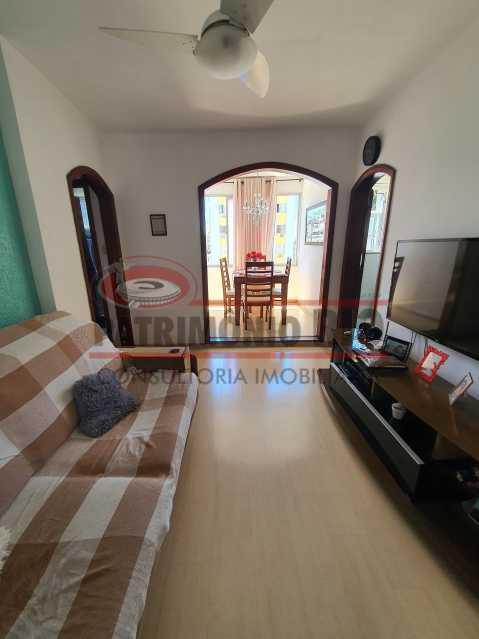 1 - Apartamento 2quartos e sala de jantar - PAAP24173 - 1
